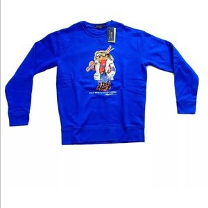 Polo Ralph Lauren Ski Bear Crewneck Sweatshirt